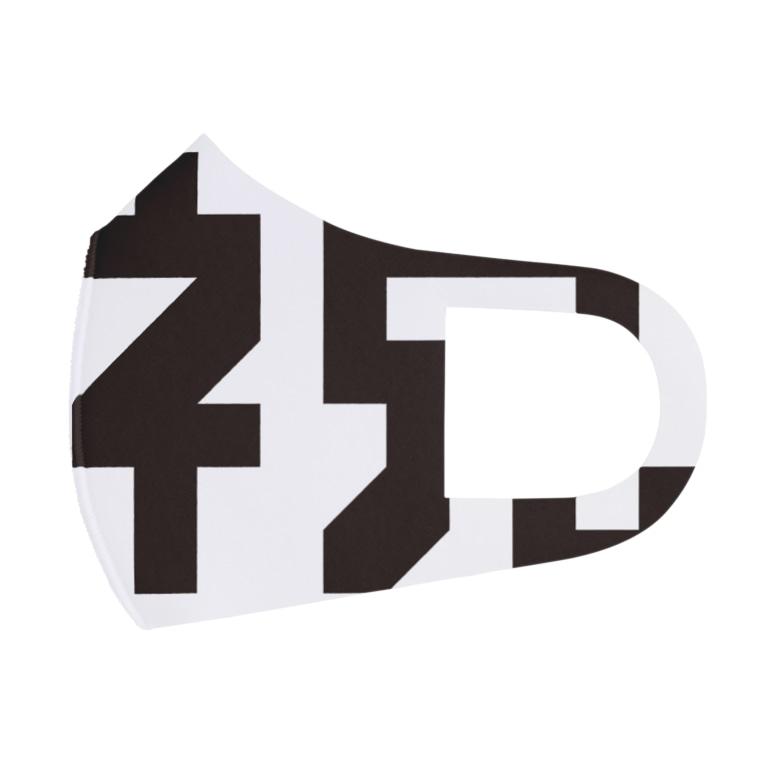 NASU-Tの「祝」の最上級進化 Full Graphic Mask