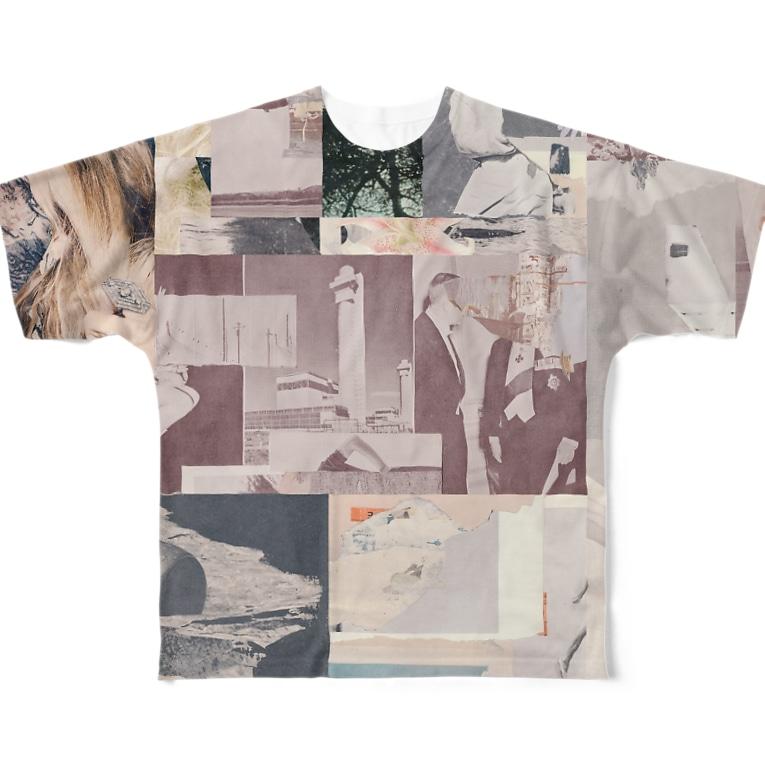 Kazuki GotandaのMuriel Full graphic T-shirts