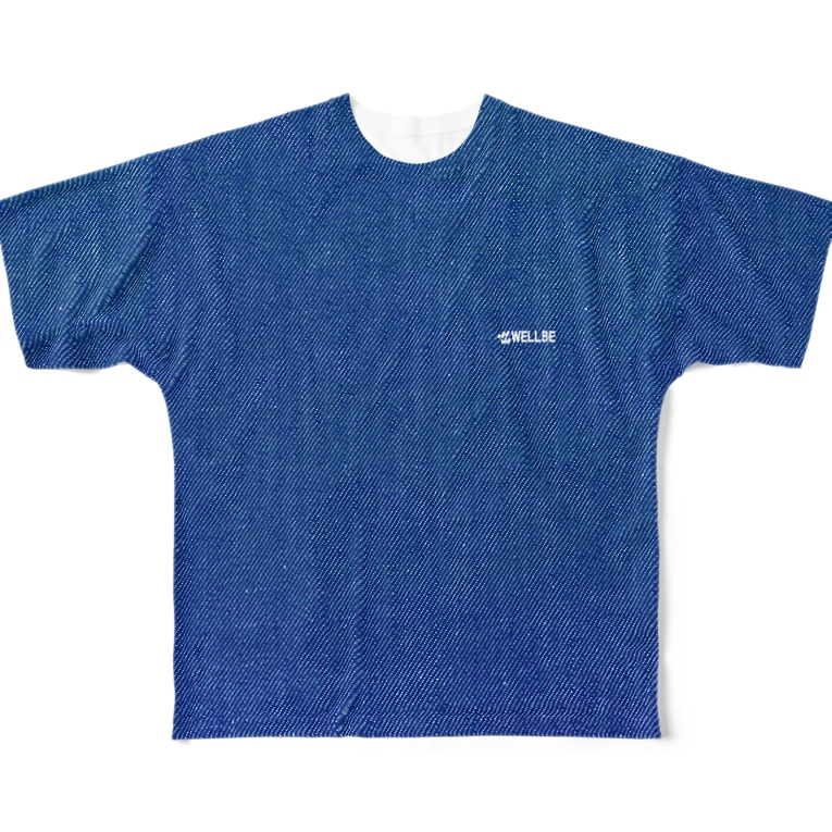 WellbeDesignLabのWELLBE Wear A Full graphic T-shirts