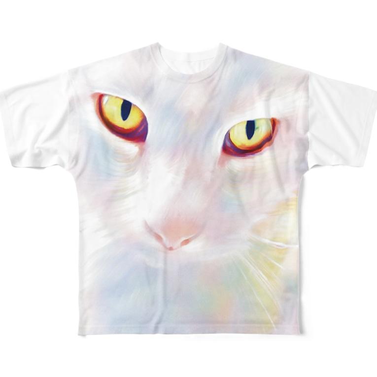 MomenTees ANNEXのアルテミス Full Graphic T-Shirt