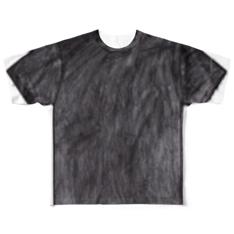 ビルダートロ@デストロイヤーの俺は魔剣 Full graphic T-shirts