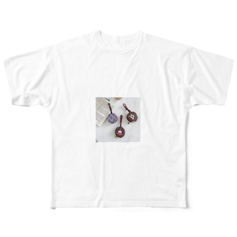 Airpods 4 Pro ケース CHANEL シャネルのairpods3ケースルイヴィトン Full graphic T-shirts
