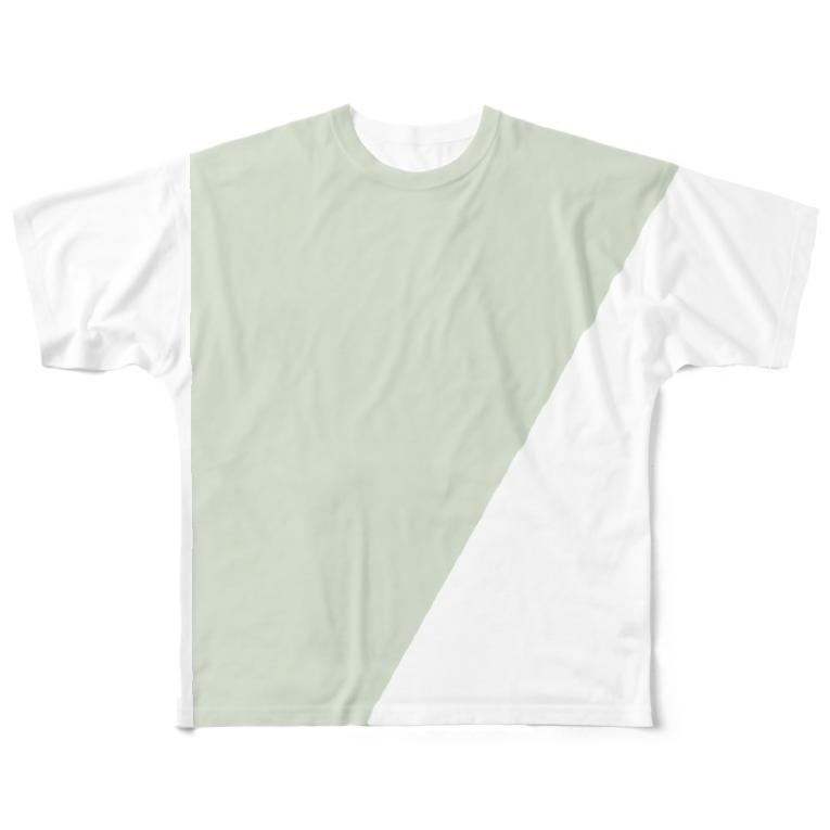 hnagaminの光文社新書 103x182 Full graphic T-shirts