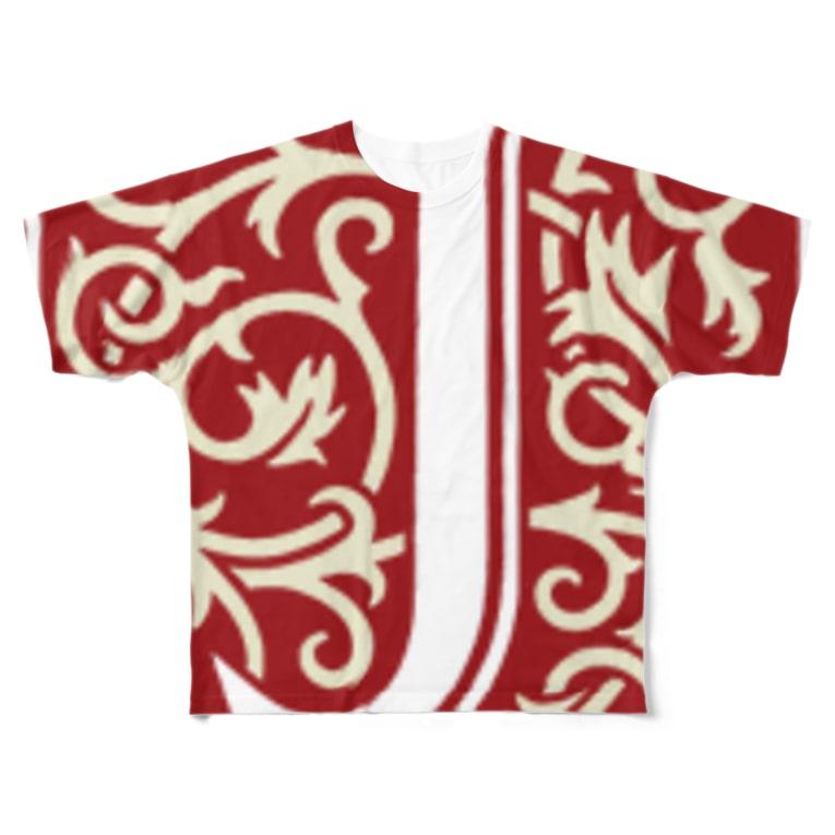 J. Jeffery Print GalleryのJ. Jeffery's Print Gallery Full graphic T-shirts