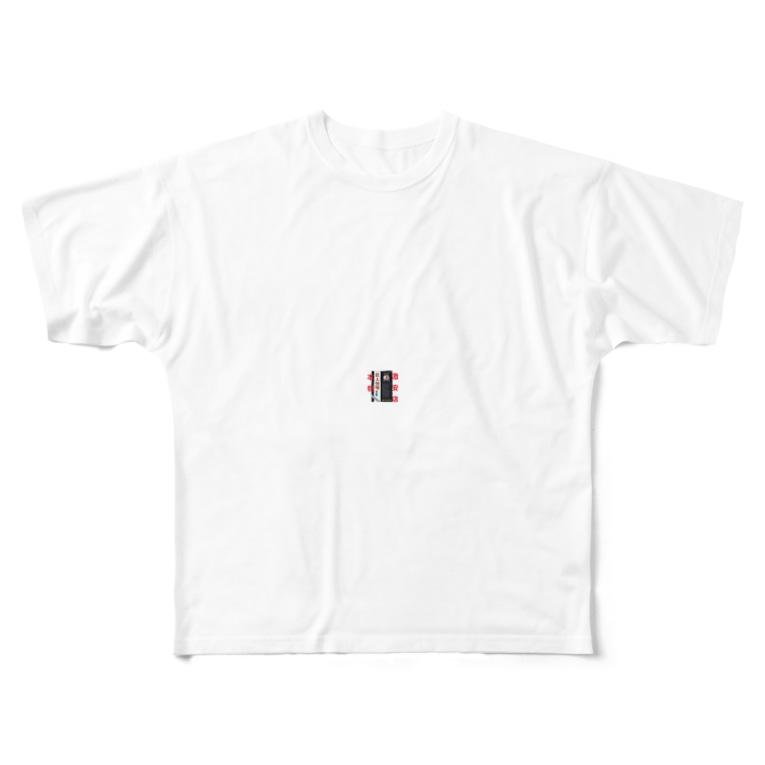 精力剤の評判や評価のシアリスを販売するのは医薬部外品を多数手掛けている事で有名なkanpoudrug Full graphic T-shirts