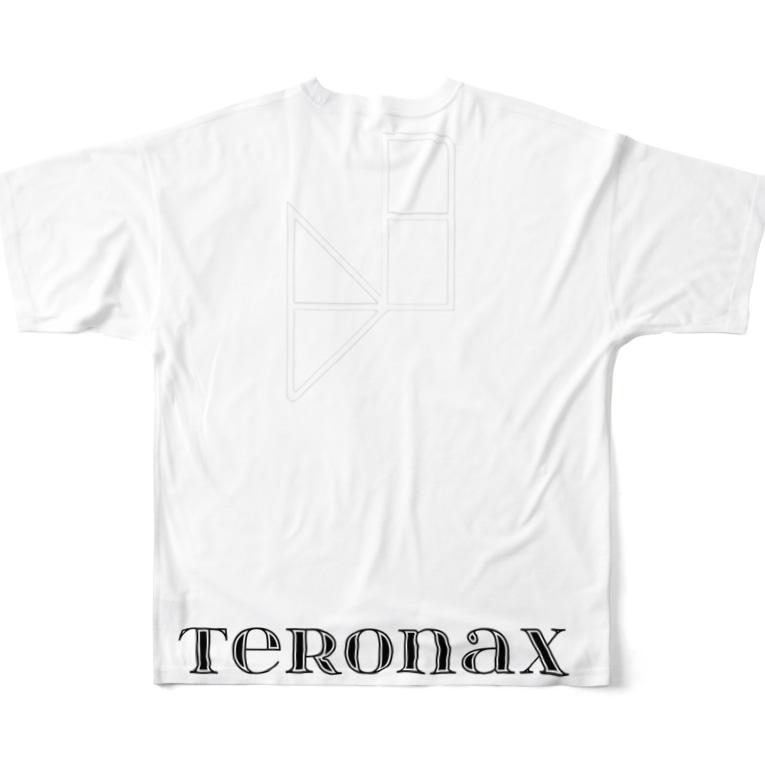 TeronaXのTeronaX &2 Full graphic T-shirts