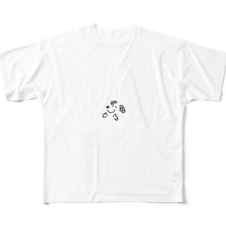 miku158iiiのスヌ Full graphic T-shirts