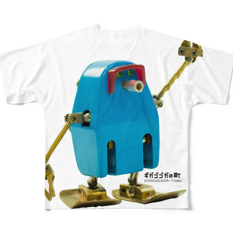 Kbm AnimationのBIG テーゲ Full Graphic T-Shirt