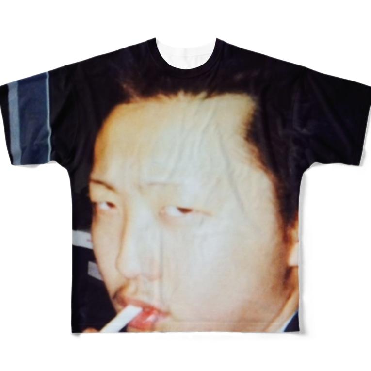 ザアイテム屋DOORSの【新作】ソリとワイシャツと私 Full graphic T-shirts