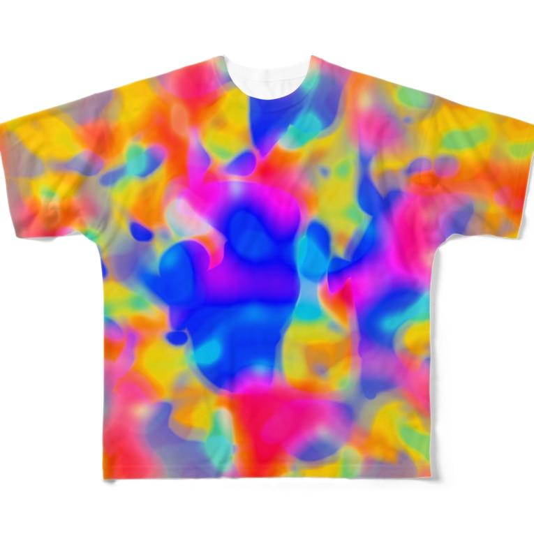 nor_tokyoのherering_001 Full graphic T-shirts