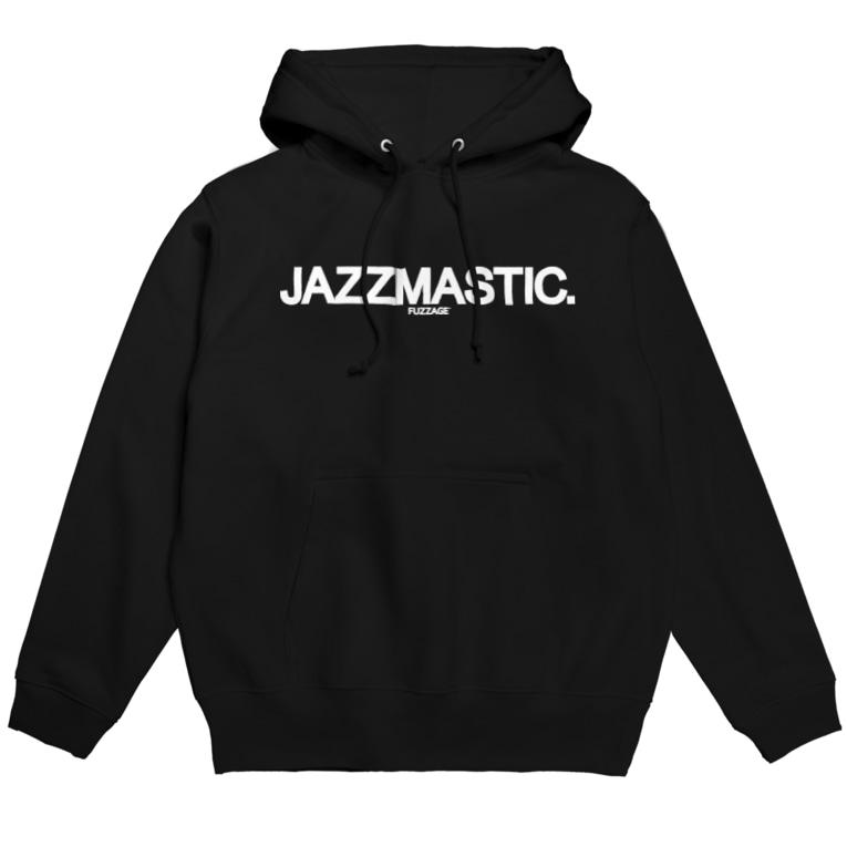 FUZZAGE™ (ファズエイジ)のFUZZAGE No.10 JAZZMASTIC Hoodies