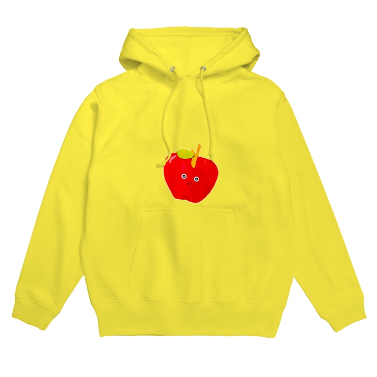 matsunomiのりんご Hoodies