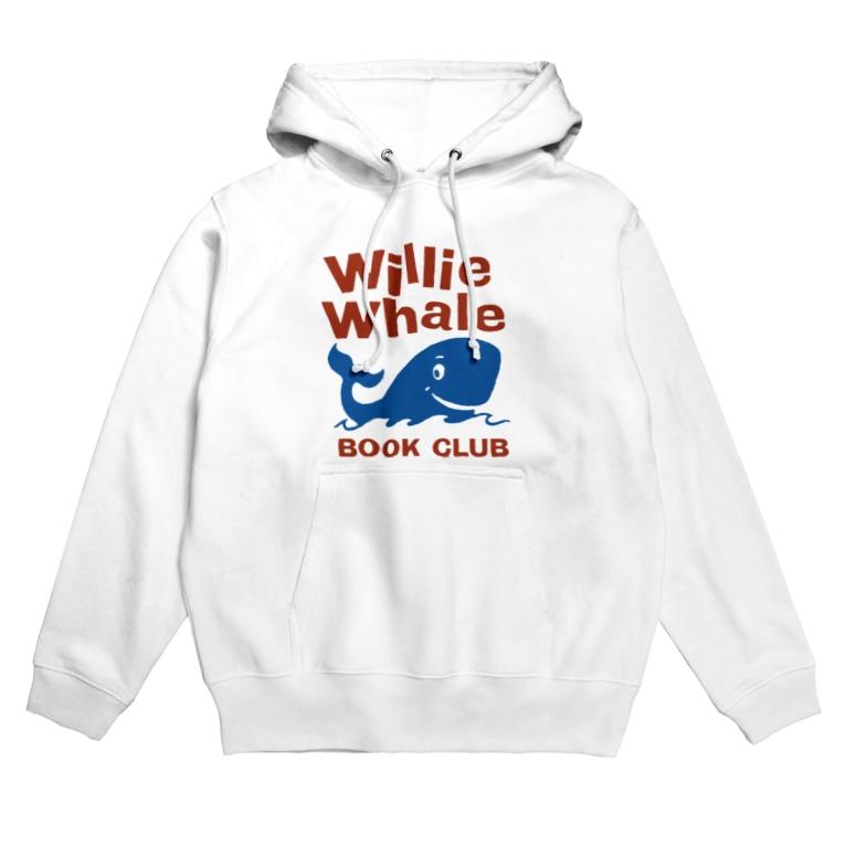 Bunny Robber GRPCのWillie Whale Hoodie