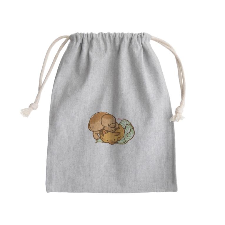 メバエマツモトのコロッケパン Kinchaku