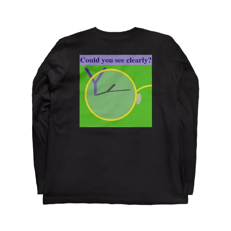 Megari_garieMの見通し Long sleeve T-shirts