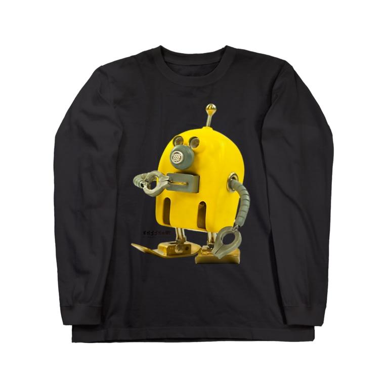 Kbm AnimationのBIG ニド Long sleeve T-shirts