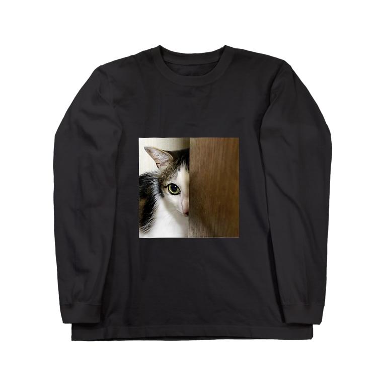 Misa💚9/28アイクロ復帰のサク Long sleeve T-shirts