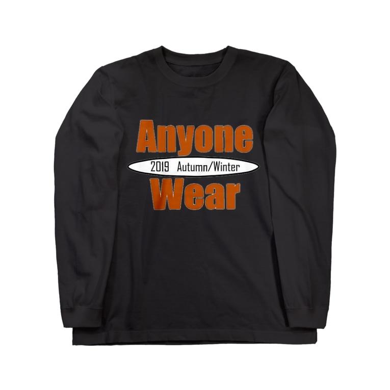 1130のカジュアル Long sleeve T-shirts