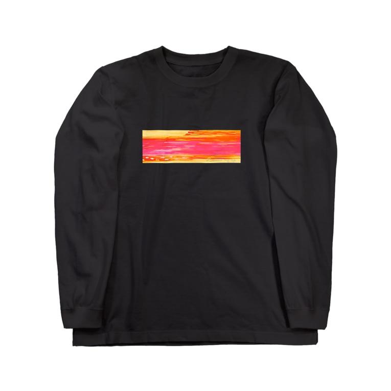 ふちこのstand alone Long Sleeve T-Shirt