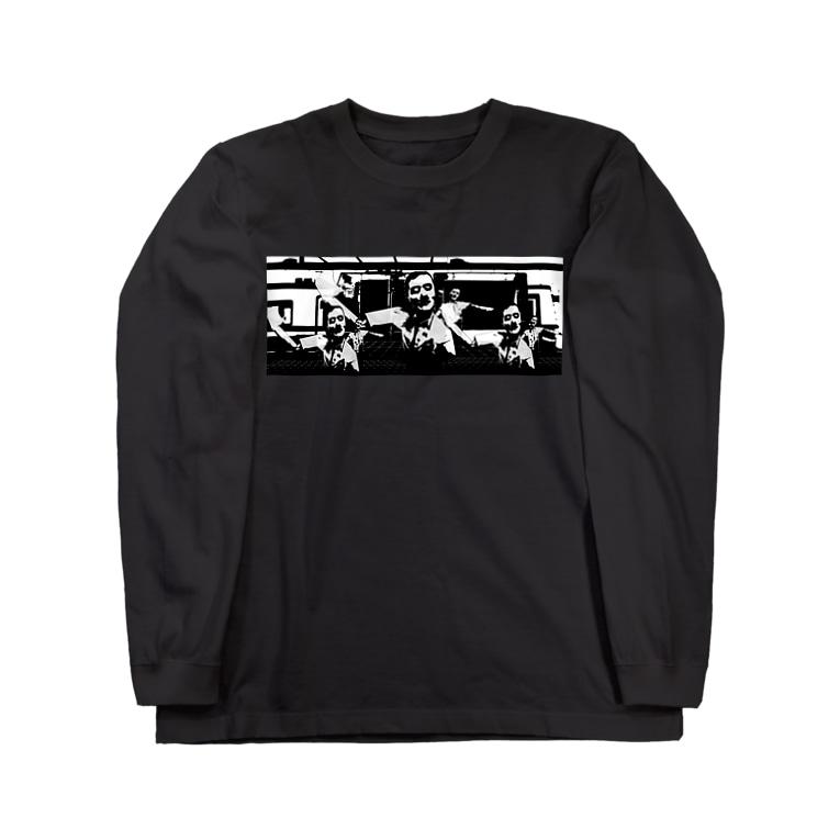 Danke Shoot Coffeeの11月1日 Long sleeve T-shirts