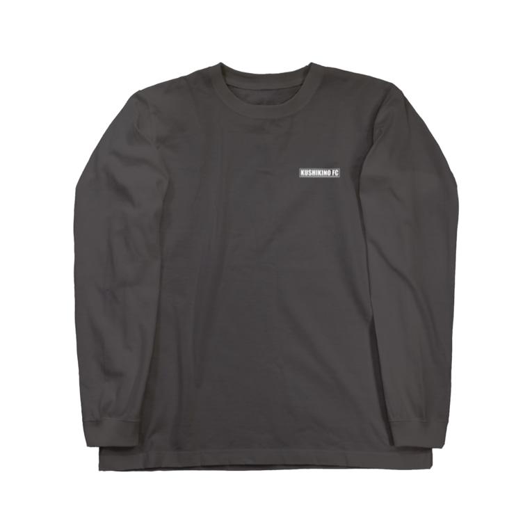 MUSOU OUTDOORのKUSHIKINO FC × MUSOU Long sleeve T-shirts