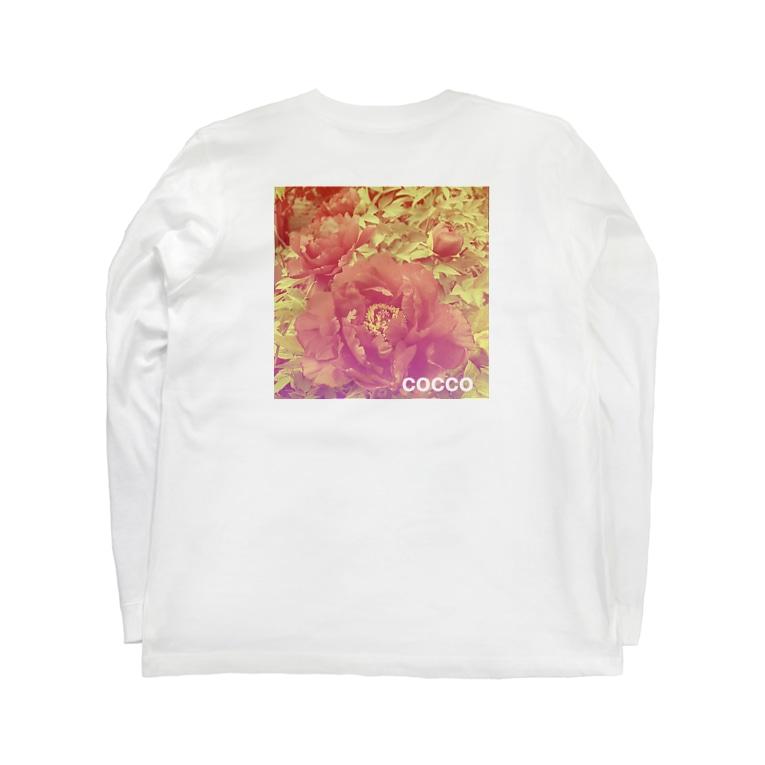 COCCOのCOCCO •HANA4 Long sleeve T-shirts