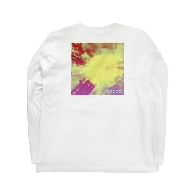 こっこさんのCOCCO・C3 Long sleeve T-shirts