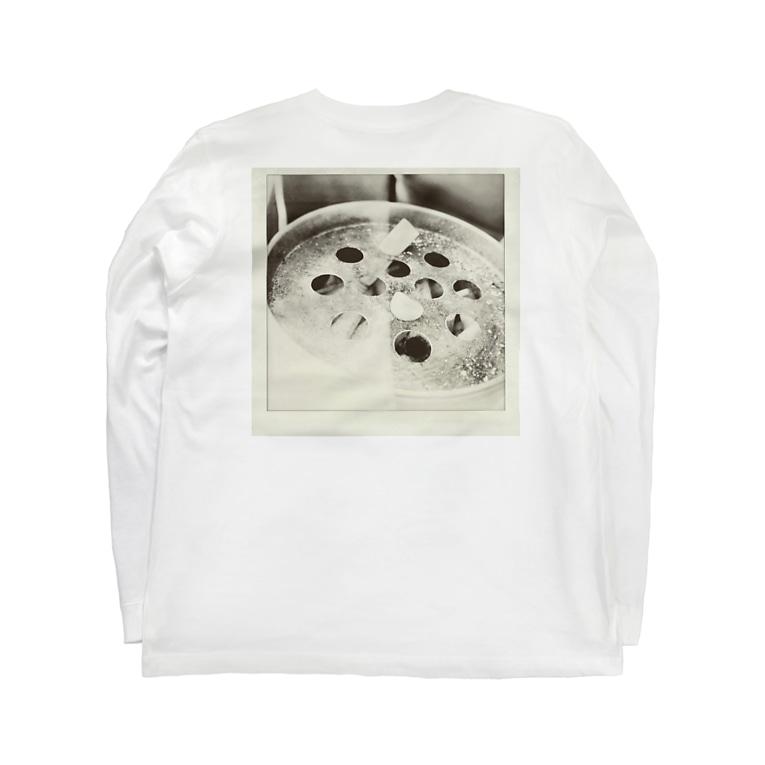 ogataseiyadesuのタバコ Long sleeve T-shirts