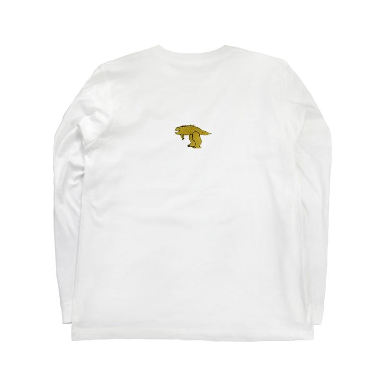 kennyのつづサウロス Long sleeve T-shirts