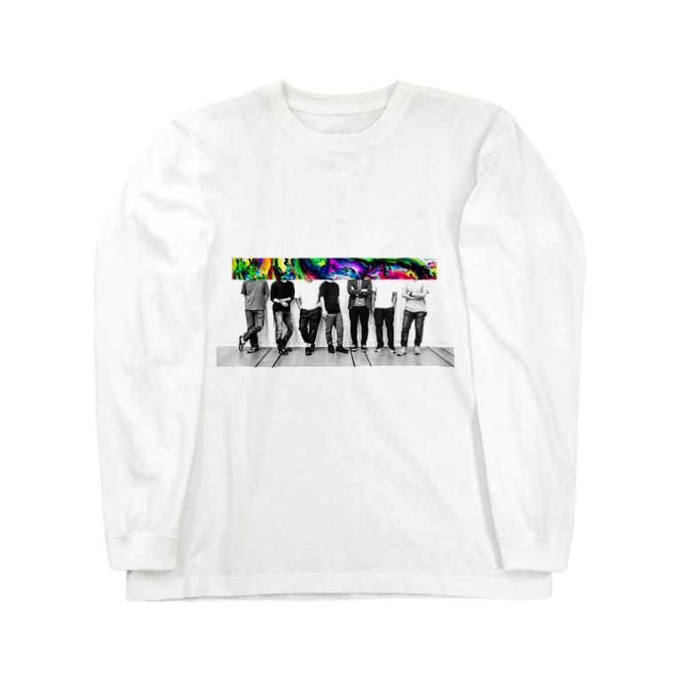 nor_tokyoのdyebirth_009 Long sleeve T-shirts