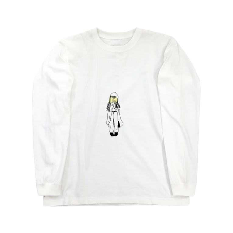 ウルトラスーパーエキサイティングゆるっとの読女 Long sleeve T-shirts