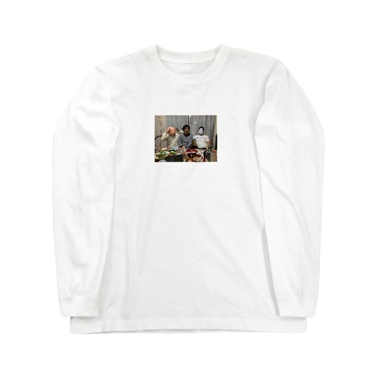 長塚の一SHOPの平成最後のお正月 Long sleeve T-shirts