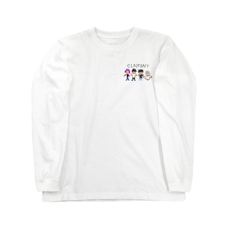 ヨクモの6_ Long sleeve T-shirts