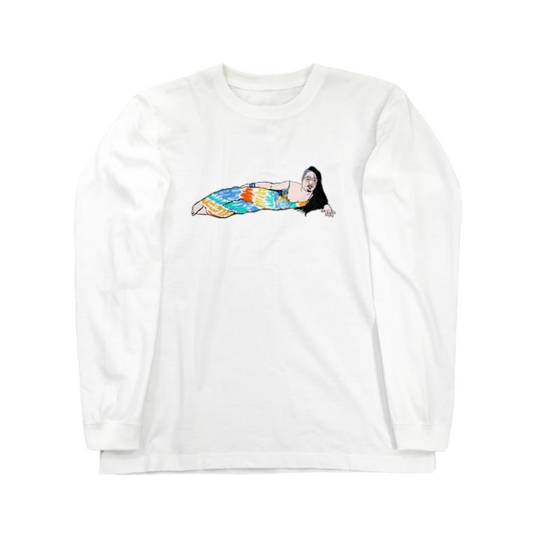 希鳳のあかずーsan③ Long sleeve T-shirts