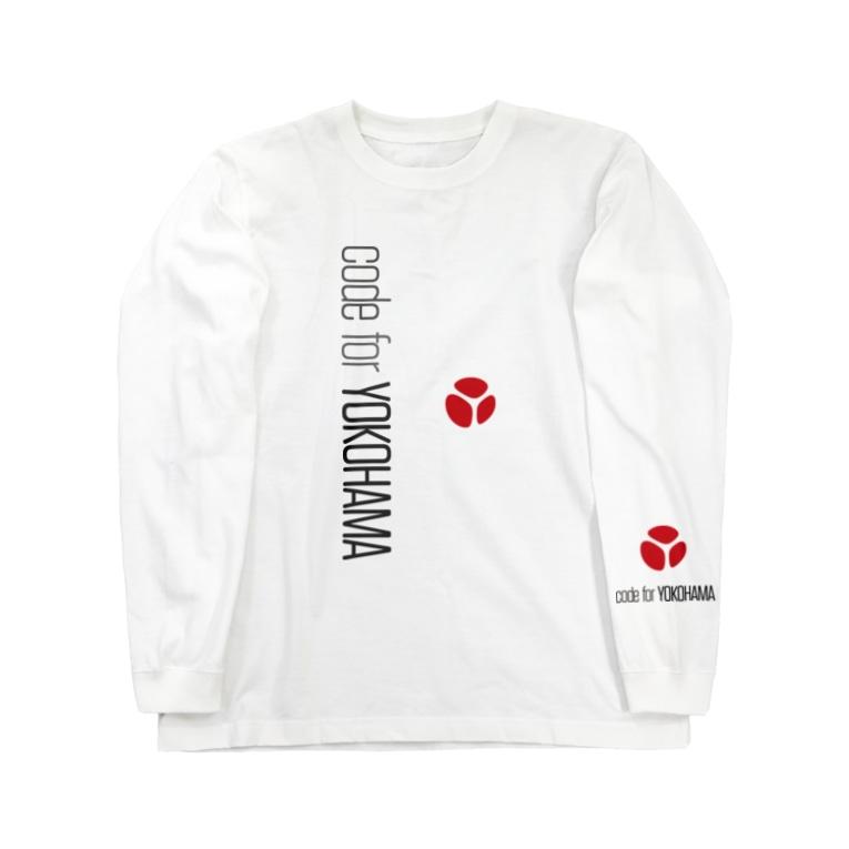 C4YのCode for Yokohama スマホケース Long sleeve T-shirts