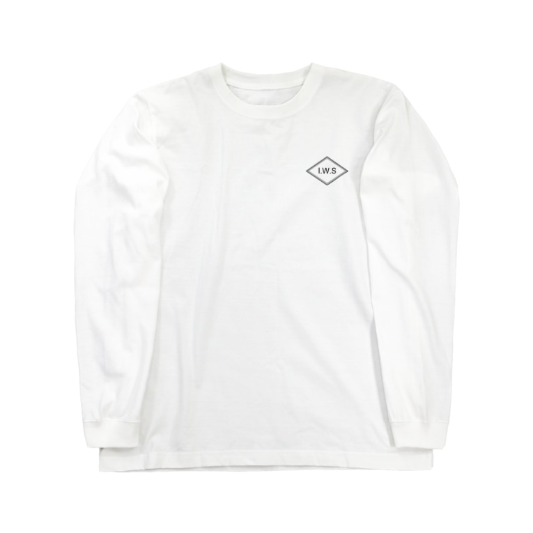 Iron.Wood.Shaperのブランドロゴ Long sleeve T-shirts