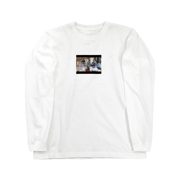 k____yo__のこなし Long sleeve T-shirts