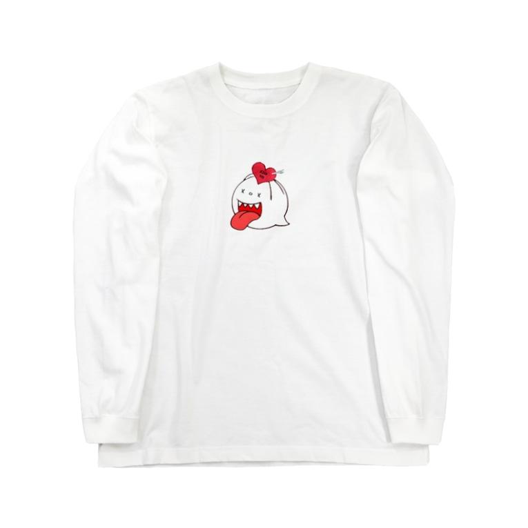 xox_syotaのKISS ME Long sleeve T-shirts