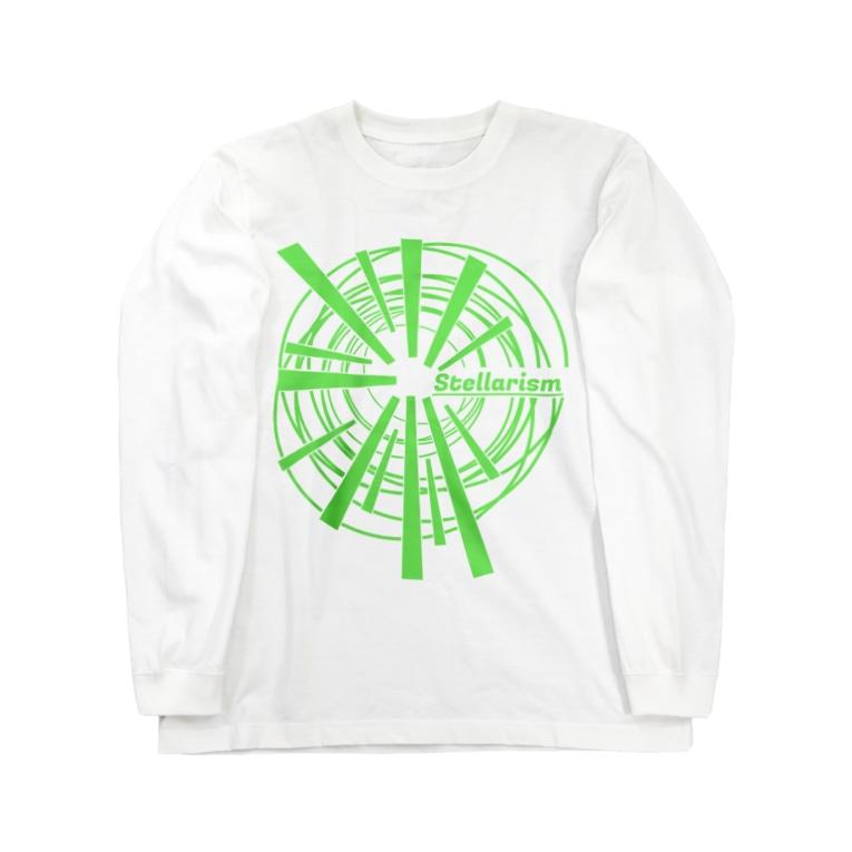 StellarismのS-23 Long sleeve T-shirts