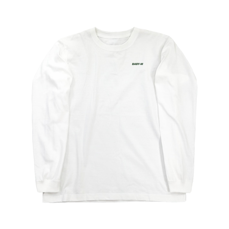 sayuri shirakiのベビエム Long sleeve T-shirts