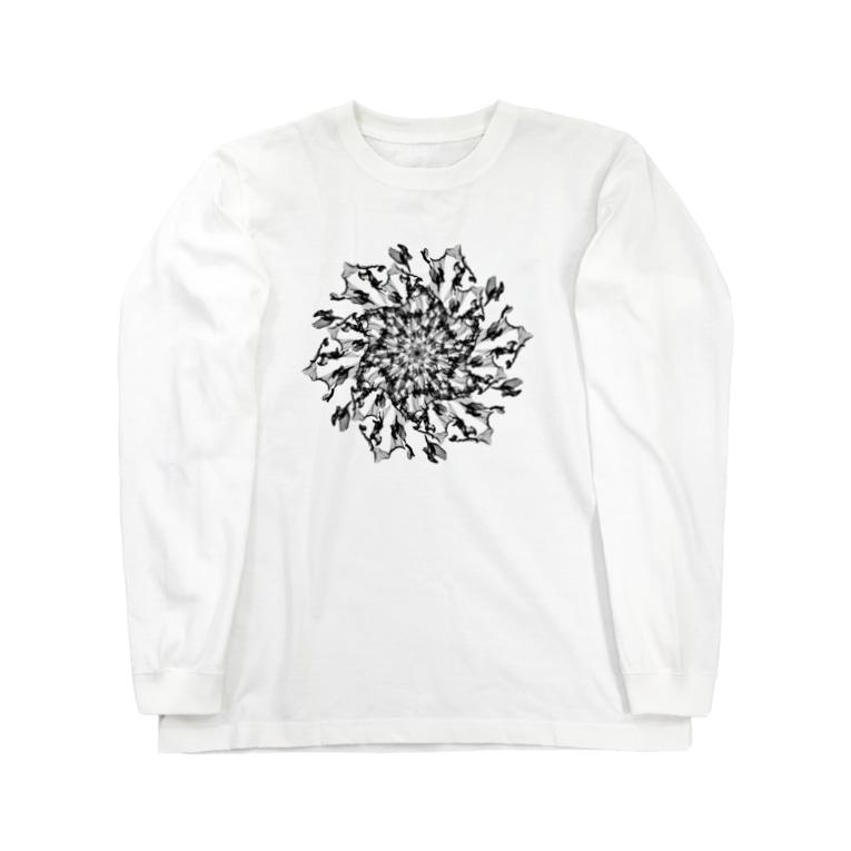 HIBIKI SATO Official Arts.のGraphic#16 Long sleeve T-shirts