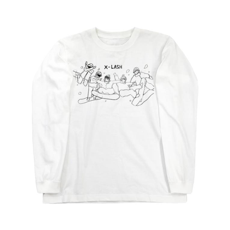 シ ュ リの試作 Long sleeve T-shirts