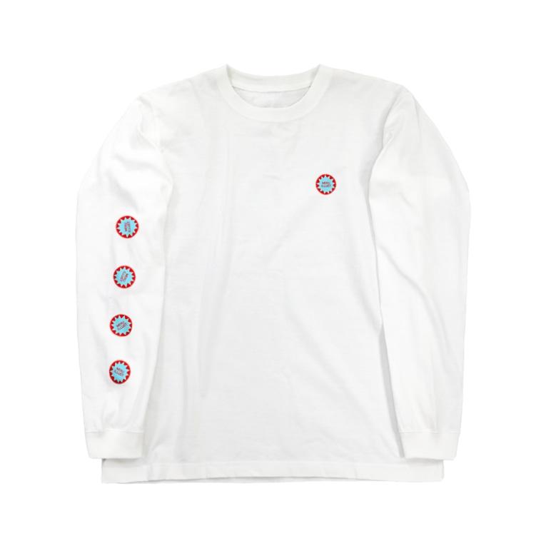meruの割引ガール Long sleeve T-shirts