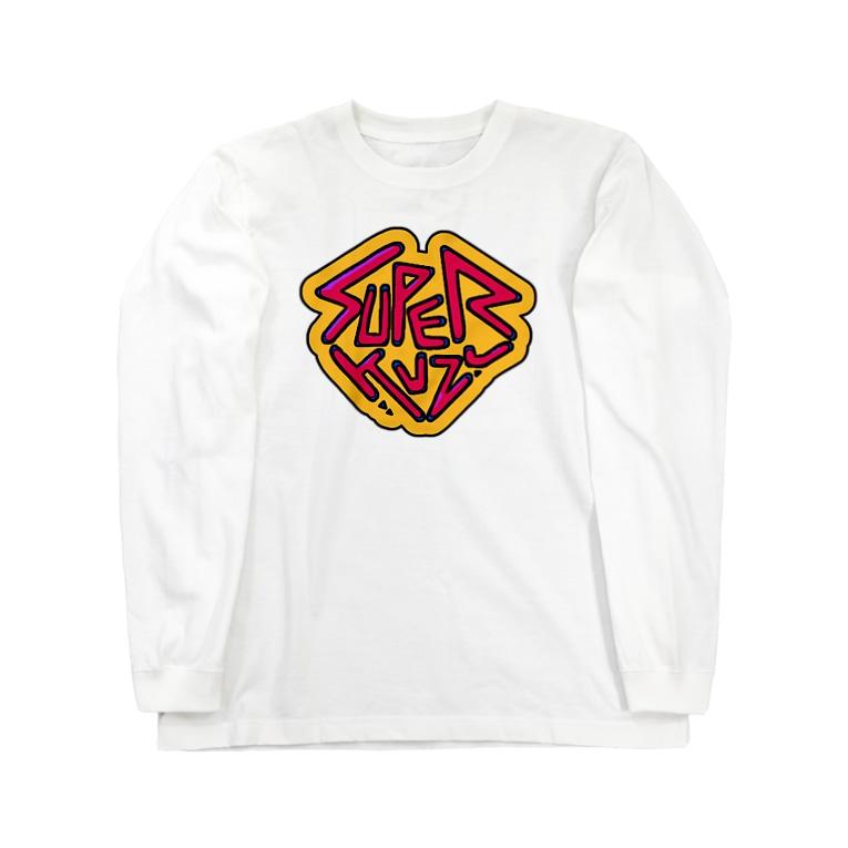 とらとねるのすーぱーくずRO Long sleeve T-shirts