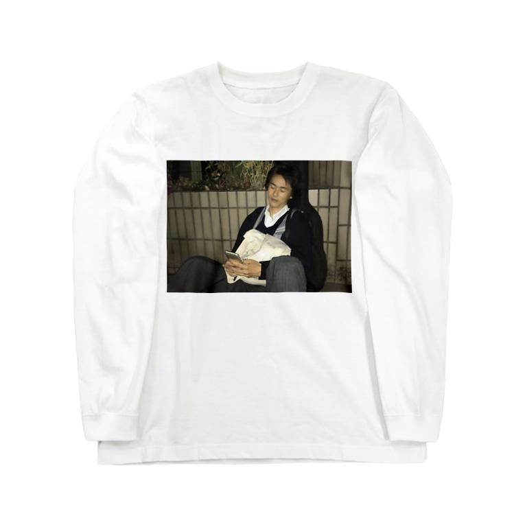リクのKOBAYASHI-MELTDOWN Long sleeve T-shirts