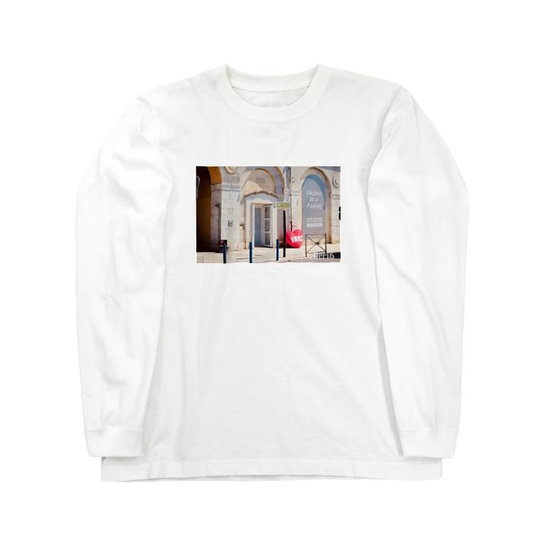 Atelier 16のpromenade Long sleeve T-shirts
