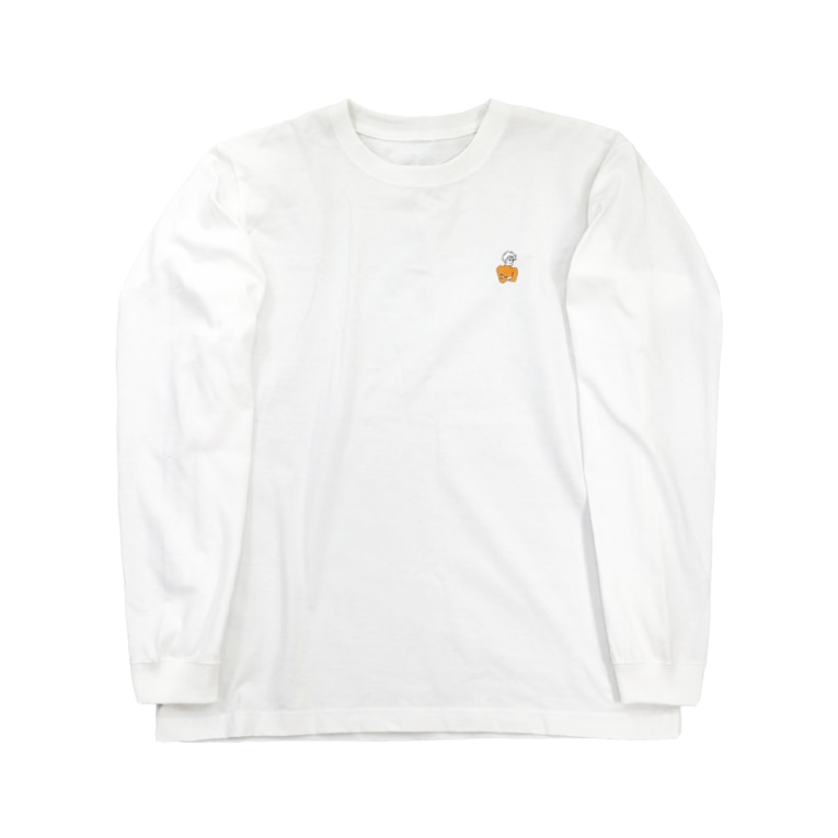 シコいSHOPのペレ Long sleeve T-shirts