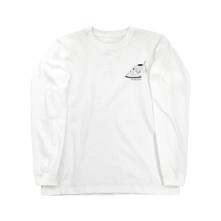 nidjigのドイツ語アイロン Long sleeve T-shirts