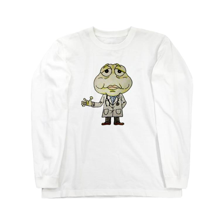 fuvincroninのDR.Keromori Long sleeve T-shirts