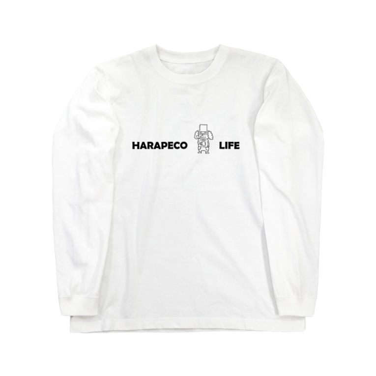 ホリデースタンドのHARAPECO LIFE Long sleeve T-shirts